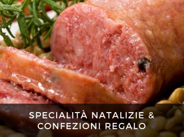 Specialità Natalizie & Confezioni Regalo
