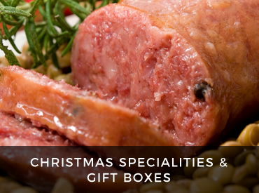 Christmas Specialities & Gift Boxes