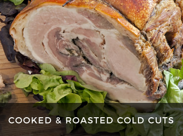 Cooked and Roasted Cold Cuts