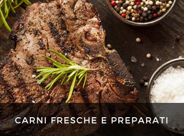 Carni Fresche e Preparati