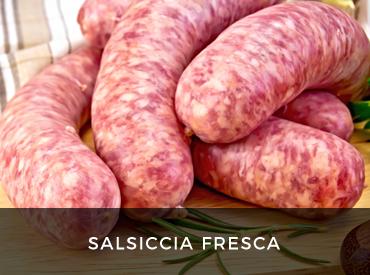 Salsiccia fresca
